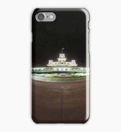 Main Street USA Train Station iPhone Case/Skin