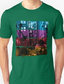 Anchovy Alley Unisex T-Shirt