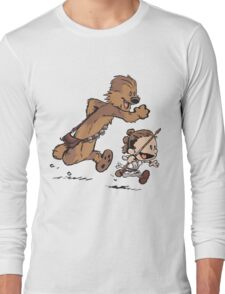 New Adventures Awaken Long Sleeve T-Shirt
