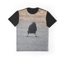 Corvus Brachyrhynchos - American Crow | Southold, New York Graphic T-Shirt