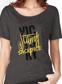 The 100: Victory Women's Relaxed Fit T-Shirt