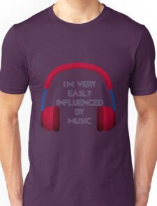 Influenced By Music T-Shirt