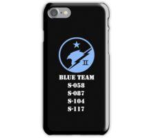 UNSC Spartan Blue Team iPhone Case/Skin