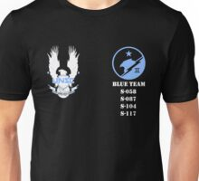 UNSC Spartan Blue Team Unisex T-Shirt