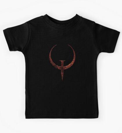 Quake Logo Kids Tee