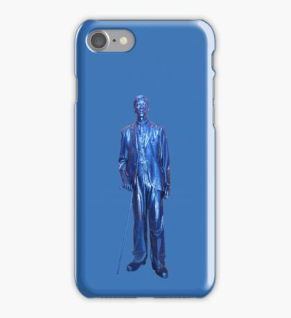 Tallest Man Robert Pershing Wadlow iPhone Case/Skin