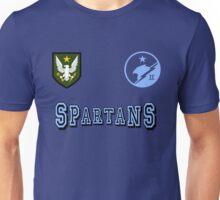 Blue Team Spartans Unisex T-Shirt