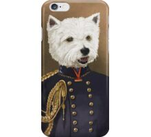 Captain Winston iPhone Case/Skin