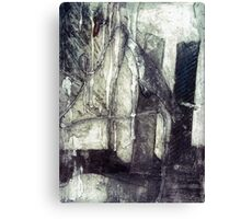 Collage - Rope Canvas Print
