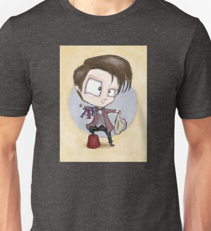 Eleventh Doctor - Hashtag Cool Unisex T-Shirt