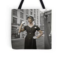 Anna Karenina in Colour Tote Bag