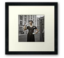 Anna Karenina in Colour Framed Print