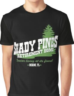 Shady Pines Graphic T-Shirt