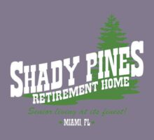 Shady Pines Kids Tee