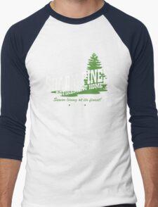 Shady Pines Men's Baseball ¾ T-Shirt