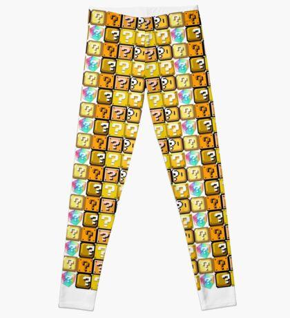 Mario Blocks Leggings