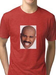 Steve Harvey - The Man, The Myth, The  LEGEND Tri-blend T-Shirt