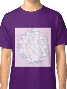 Pink Mandala Classic T-Shirt