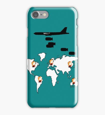 Wall St. Bombing iPhone Case/Skin