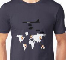 Wall St. Bombing Unisex T-Shirt