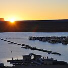 Lake Powell at Sunset by JaninesWorld