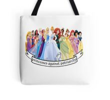 Princesses Against Patriarchy Tote Bag