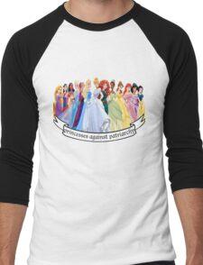 Princesses Against Patriarchy Men's Baseball ¾ T-Shirt