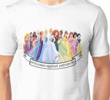 Princesses Against Patriarchy Unisex T-Shirt