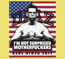 Nate Diaz UFC One Piece - Short Sleeve