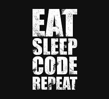 Eat Sleep Code Repeat (Software Engineer/Programmer/App Developer) Unisex T-Shirt