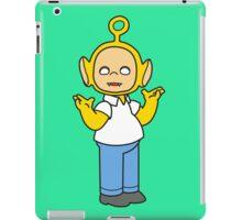 Acid homer iPad Case/Skin