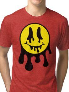 Trippy Smile Tri-blend T-Shirt