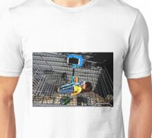 Shopping Trolley Pass Out Selfie Dolls  Unisex T-Shirt