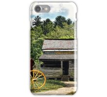St. Louis To California Stage iPhone Case/Skin