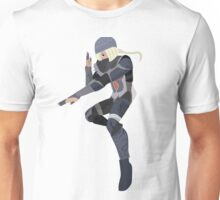 Sheik - Black - Smash 4 Unisex T-Shirt
