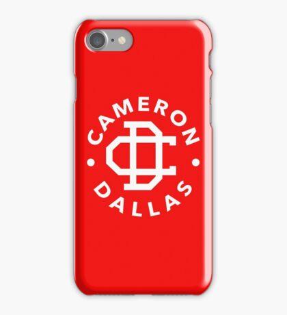 CAMERON DALLAS - CD iPhone Case/Skin