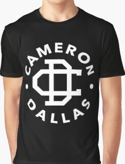 CAMERON DALLAS - CD Graphic T-Shirt