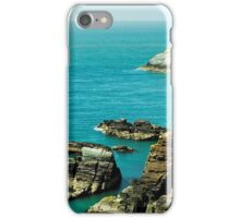 CRUMBLING COAST iPhone Case/Skin