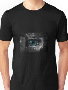 Visual Vibration (A Collaboration With Peter Stratton) Unisex T-Shirt
