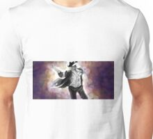 illustration of Michael Jackson Unisex T-Shirt