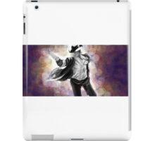 illustration of Michael Jackson iPad Case/Skin