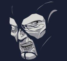 Scorpius/Harvey Scowl One Piece - Short Sleeve