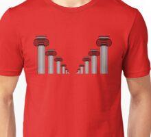 Greek Columns - Temple Unisex T-Shirt