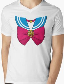 sailor moon Mens V-Neck T-Shirt