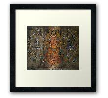Manjushri  Framed Print