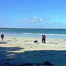 A quiet day at Port Fairy Beach, Vic Australia by EdsMum