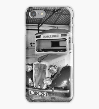 Wartime Ambulance iPhone Case/Skin