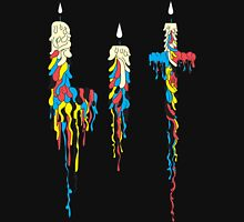Lit (Drunken Candles) Colored Ver. Unisex T-Shirt