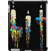 Lit (Drunken Candles) Colored Ver. iPad Case/Skin