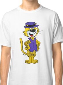 Top Cat inked up. Original artwork by WRTISTIK. Classic T-Shirt
